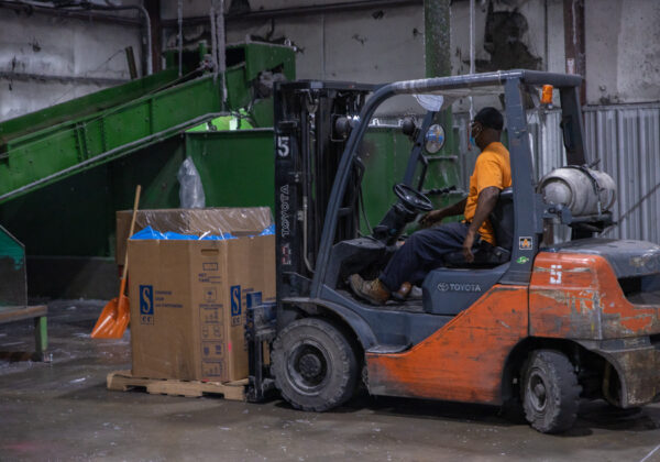 On-Site Recycling Services